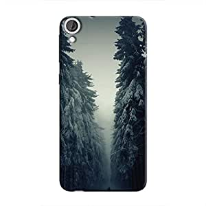 Cover It Up - Lonely Forest Desire 820 Hard case
