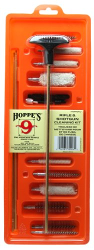 Hoppe's No. 9 Dry Cleaning Kit, Universal Rifle/Shotgun