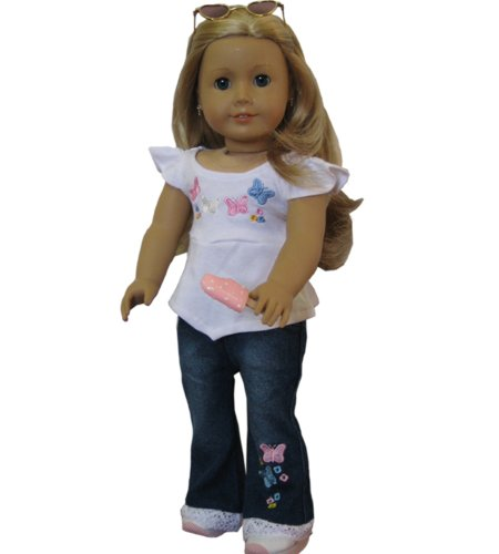 Jeans Doll Clothes - 2