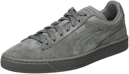 Puma Adulte steelgris Baskets Gris 05 Basses Mixte Clsscasembf6 WWBwnxr