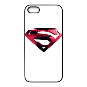 Superman Fashion Comstom Plastic case cover For Iphone 5s