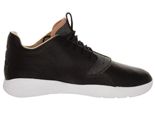 Nike Jordan Eclipse Ltr, Zapatillas de Deporte para Hombre Negro / Beige / Blanco (Black / Vachetta Tan-White)