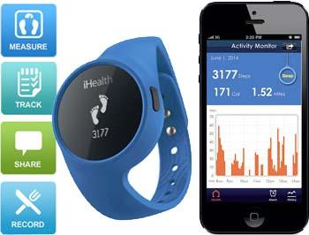 iHealth AM3 Wireless Activity and Sleep Tracker