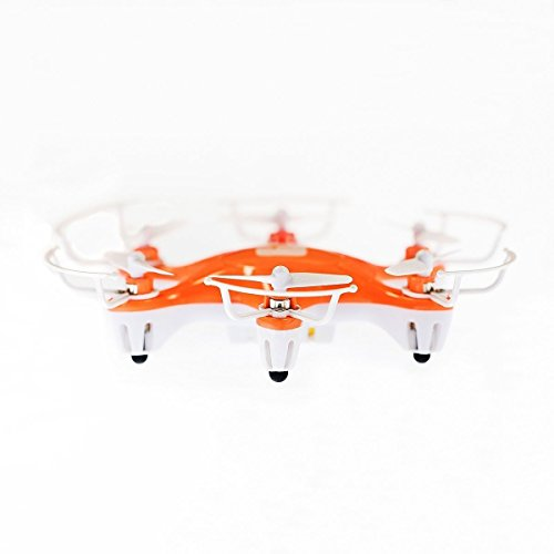 SKEYE Hexa Drone - 6 Propeller Remote Controlled Drone - Get Ultimate Control and Power with Six Propellers - The Nano Hexacopter That Fits in the Palm of Your Hand - One Year Warranty