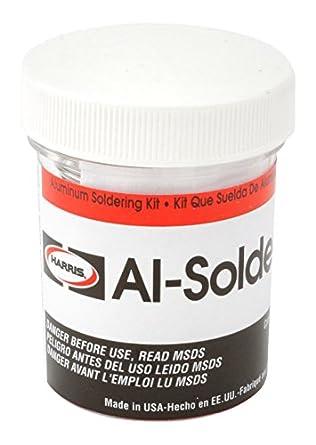Harris 500 K al-solder 500 Kit de soldadura de aluminio: Amazon.es: Amazon.es