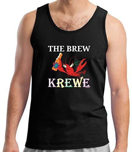 Mardi Gras Party Attire (Mardi Gras Party Supplies Beer Apparel Mardi Gras Outfit The Brew Krewe Mardi Gras Attire Tank Top Medium)