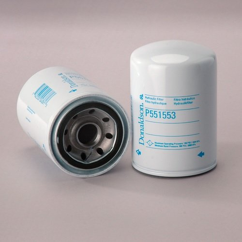 Donaldson P551553 Hydraulic Filter (Spin-on) (Pack of 2) by Donaldson
