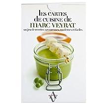 Cartes de cuisine de Marc Veyrat, t. 01: Les basiques