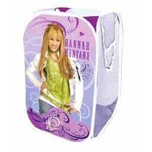 Hannah Montana Pop Up Laundry Hamper/Toy Storage by Disney