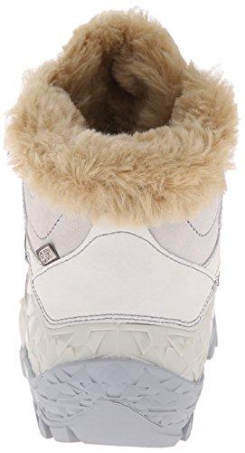 Merrell FLUORECEIN SHELL 6 WTPF - botas de senderismo de piel mujer gris - Grau (Ash)