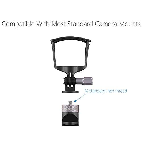 RONDA Gimbal Handle Stabilizer for Dji Mavic Air Portable Universal Bracket Tripod Holder with Phone Holder Mount by RONDA (Image #5)