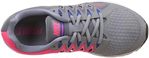 Nike Wmns Zoom Vomero 9 - Zapatillas para mujer Gris (Mgnt Gry / Hypr Pnk-Hypr Cblt-Rf)
