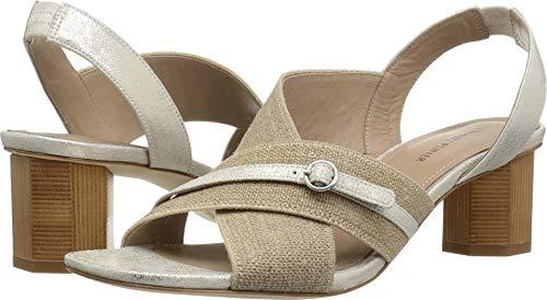 Donald J Pliner Women's Radly Sandal, Natural, 7 M US