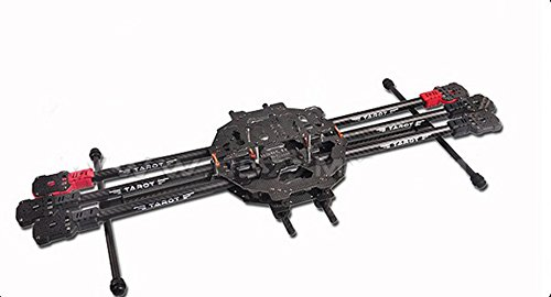 Tarot FY690S Full 6 Axle 3K Carbon Fiber Aircraft Frame Folding Hexacopter 680mm DIY FPV RC Drone TL68C01