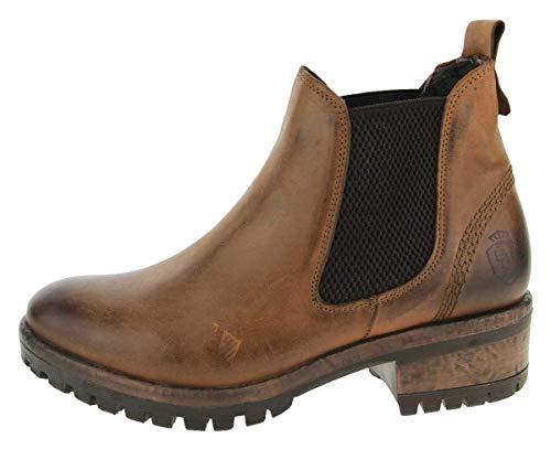 547 Femme Marron le Chelsea Boots 264 Cognac BLK1978 454 IwXx6q5TF