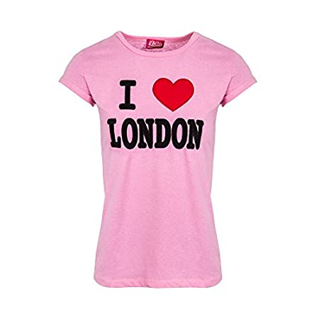 Womens I Love London T-Shirts Tops Ladies Super Quality Cotton Tee Shirts 41P7TNfrCWL