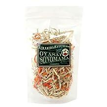 Dehydrated vegetables burdock carrot mix 100g