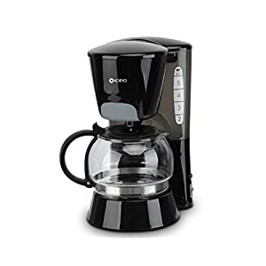 Koryo by Big Bazaar 6 Cups Coffee Maker KCM64B (Black)