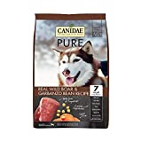 CANIDAE PURE Real Wild Boar & Garbanzo Bean Recipe Dry Dog Food 24 lbs