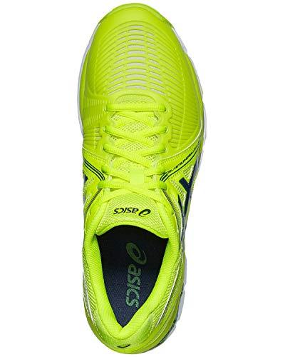 Gel Chaussures Ballistic Asics Homme Vert netburner De Volleyball qd8OOtwE