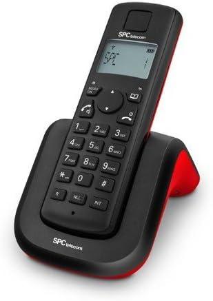 SPC 7265R Telf. DECT AG50 ID ML ECO Rojo: Amazon.es: Electrónica