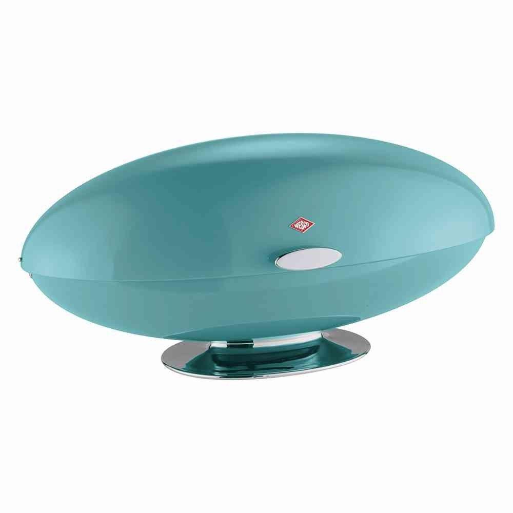 ウェスコ(Wesco) ターコイズ サイズ:47×20.7×H20.6cm ブレッドボックス SPACY MASTER 221201-54   B00WJP6PU8