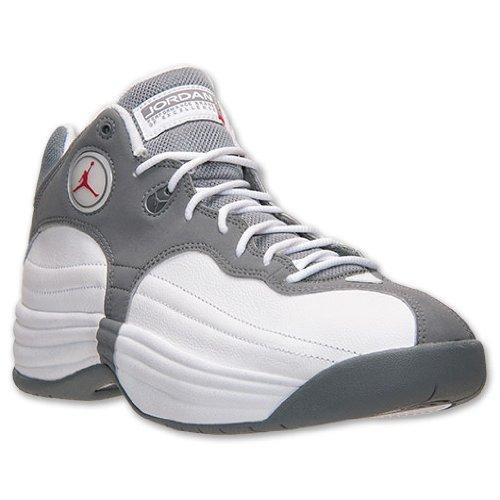 ec9251c2d2dc5 Nike Jordan Jumpman Team I White Cool Grey (644938-105) mens Shoes ...