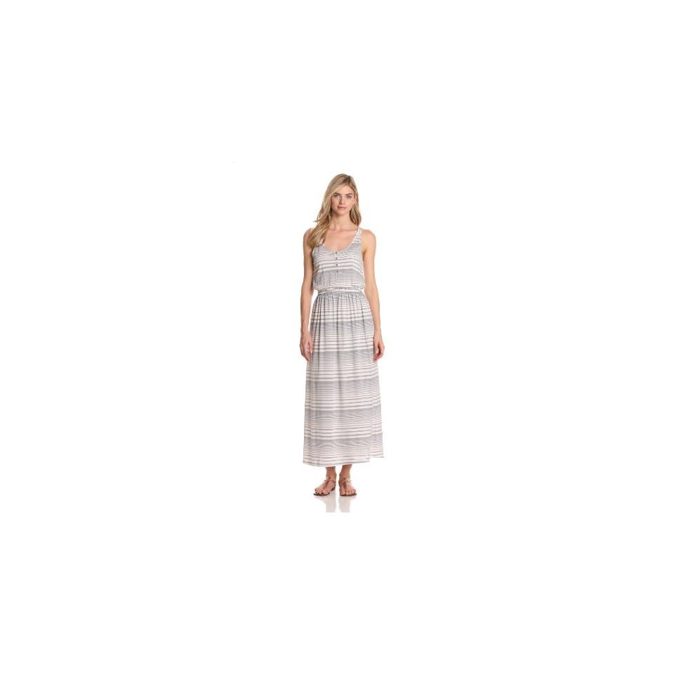 Two by Vince Camuto Womens Maxi Dress, Antiq White, Medium