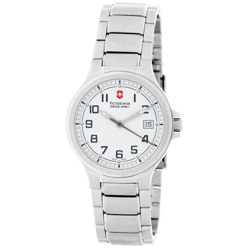 Victorinox Swiss Army Peak II Unisex Bracelet Watch - (Small Swiss Army Watch)