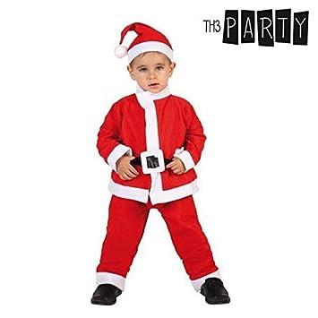 Atosa - B/Percha Disfraz papá Noel niños t-2: Amazon.es: Juguetes ...