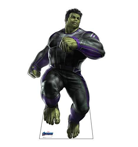Advanced Graphics Hulk Life Size Cardboard Cutout Standup - Marvels Avengers: Endgame (2019 Film)