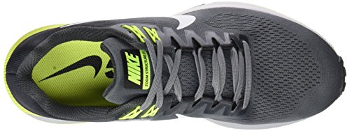 Zoom Scarpe Grey Cool Volt Uomo 21 Structure Anthracite Running Nike White Multicolore 007 Air 4ITwgFq5