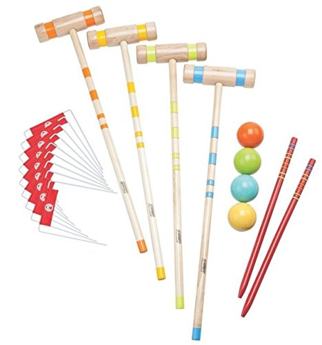 Coleman 2000012472 Pro Game Croquet by Coleman