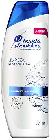 Head & Shoulders Limpieza Renovadora Shampoo Control Caspa 3