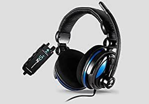 Turtle Beach Ear Force Z6A, Black and Blue