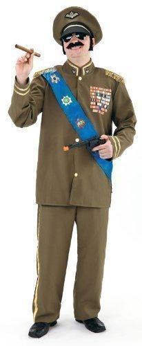 Disfraz de hombre sadam husein de dictador de ejército ...