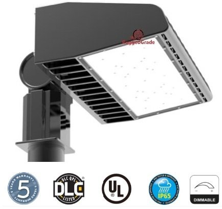 7000 Lumen LED Area Light
