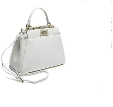 38 # pequeño Mini bolso de mensajero para mujer con correa