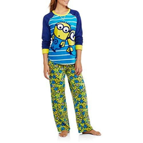 Despicable Me Microfleece Pajama Set