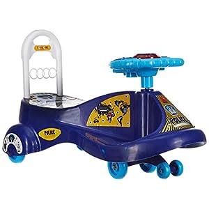 Toyzone Police Kids Magic Car/Swing...