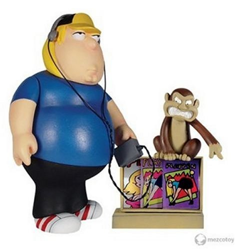 Mezco Toys: Family Guy - Chris Griffin Series 1 Action Figur