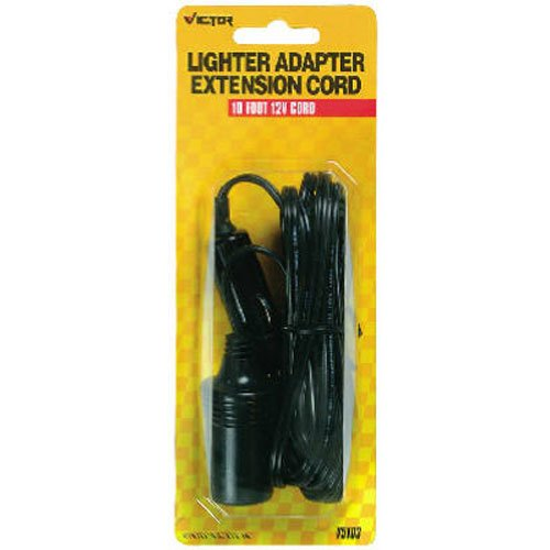 Victor 22-5-05103-8 12V 10' Extension Cord