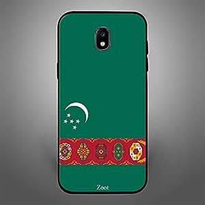Samsung Galaxy J4 Turkmenistan Flag