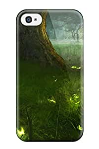 Julia Hernandez's Shop Fashion Protective Nature Case Cover For Iphone 4/4s