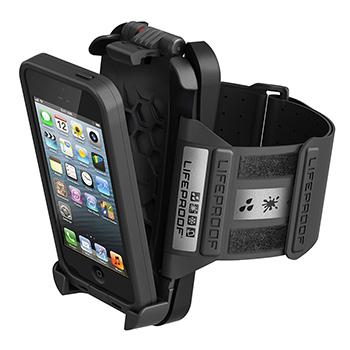 best service 08e8f 12c48 LifeProof iPhone 5/5s Armband v2 - Black