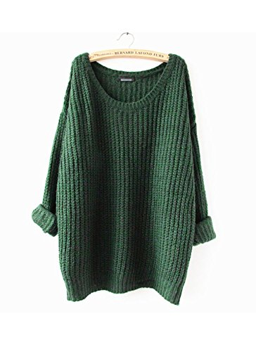 ARJOSA Fashion Oversized Crewneck Pullovers
