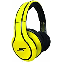 SMS Audio SMS-WD-YLW Street by 50 Cent Wired Over-Ear Headphones - Yellow