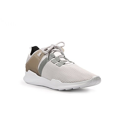 TRENDER CON BLANCA 8750039 TENIS GRIS BLANCO EN SUELA COLOR Y Blanco COLOR pEq0wC