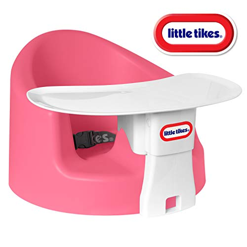 Purchase Little Tikes My First Seat Infant Foam Floor Seat & Tray Combo for Play and Feeding, Pink