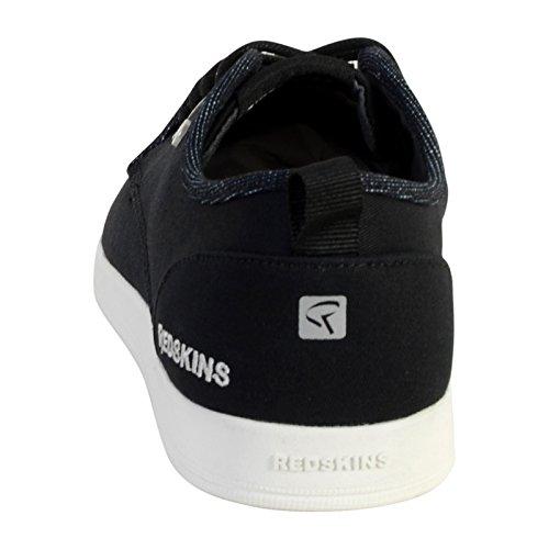 En Chaussures Toile Redskins Kaki Grenat Baskets Noir xzaEf